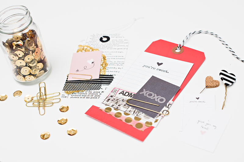 Maggie Holmes Valentine's Cards & Tags-5