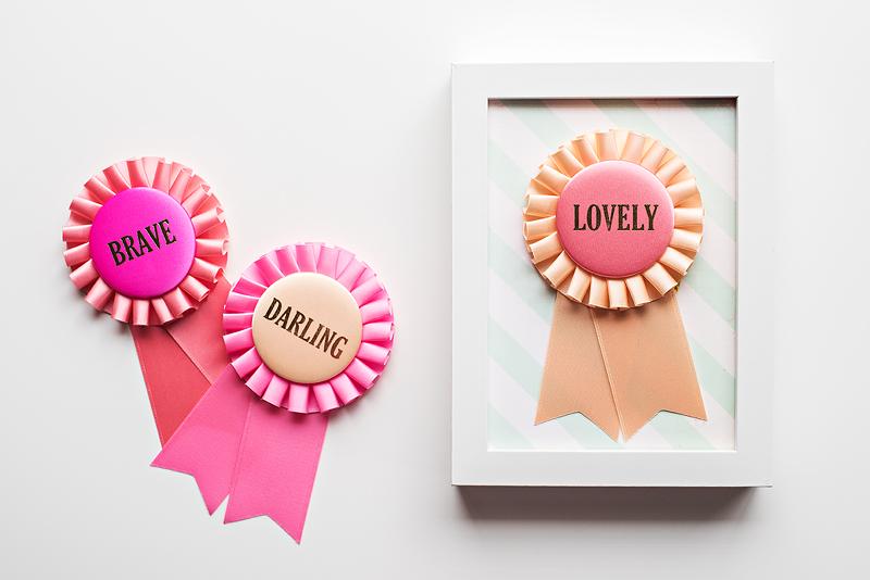 DIY Framed Prize Ribbons Maggie Holmes Blog-5