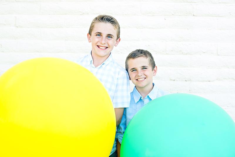Matthew & Nathan Balloons May 2015-18