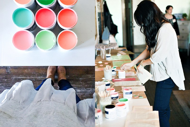 Be Crafty Maggie Behr Paint