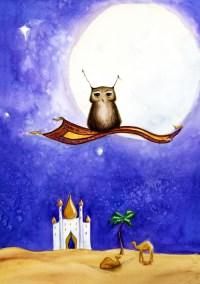 Herbert's Magic Carpet Ride - Maggie Hurley