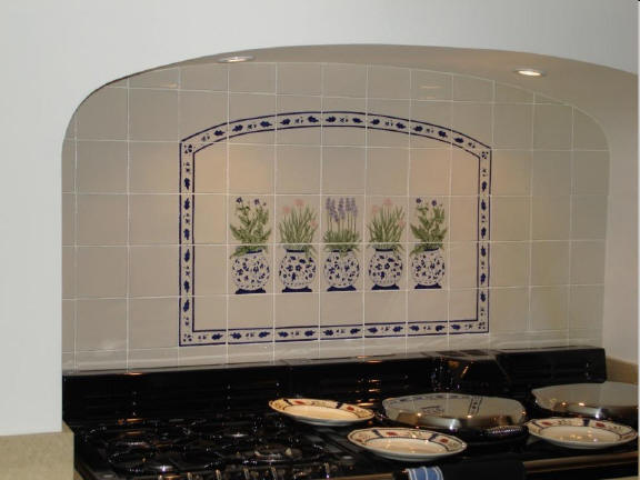 Hand Painted Tilesceramic tile muralsbespoke designs and