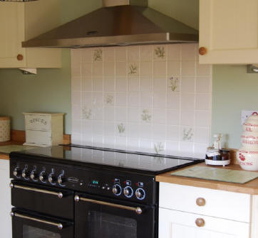 Hand Painted Tilesceramic tile muralsbespoke designs and oneoff commissions for splashbacks