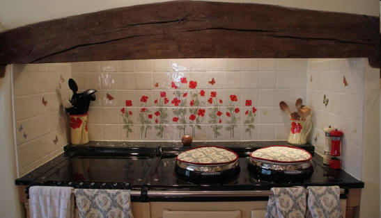 wall tiles for kitchen bar table hand painted tiles,ceramic tile murals,bespoke designs and ...