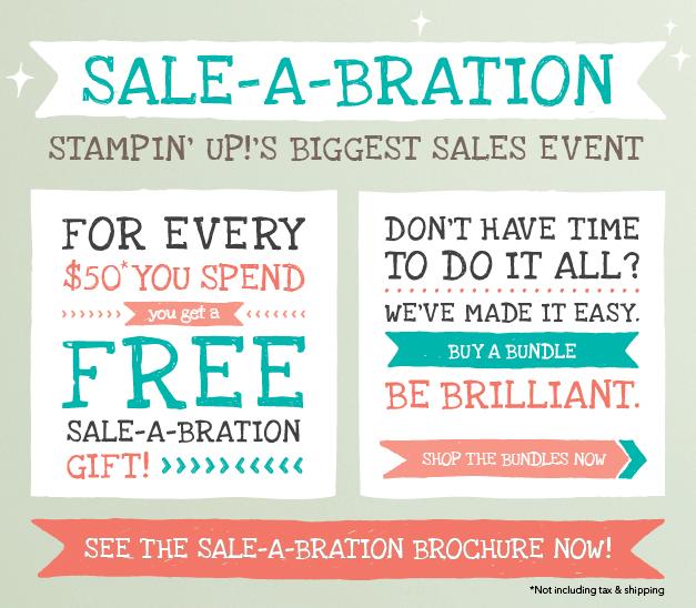 Saleabration Details