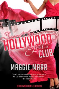 Secrets of the Hollywood Girls Club book cover