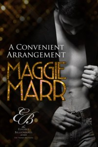A Convenient Arrangement book cover