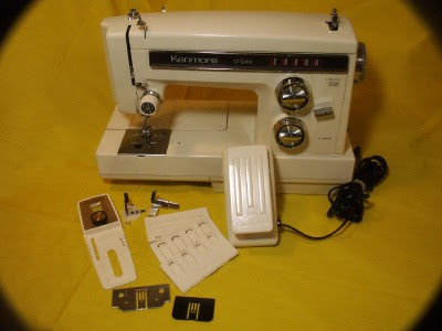 {my sewing machine}