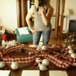 {2 new Gussy stockings + fun photo shoot pics}