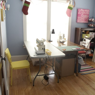 {organizing the studio workspace + tips!}