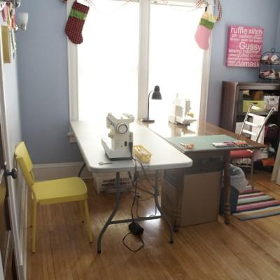 {organizing the studio workspace + tips!}