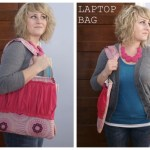 {modeling Gussy Sews bags + a giveaway}