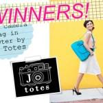 {July sponsor feature + giveaway winners}