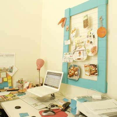 {saturday craft: make an Inspiration Board, DIY}