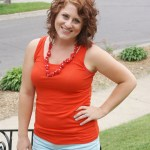 {What I Wore Wednesday — bold colors}