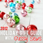 {The 2012 Holiday Gift Guide… coming soon!}