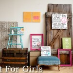 {Decorate your home with art from Red Letter Words // a giveaway}