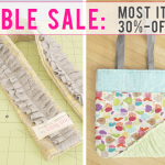 {This week only — a ruffly, massive, 30%-off Gussy sale!}