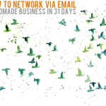 {Handmade Business in 31 Days — Day 17, How to network via email.}