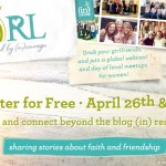 {Do you need an excuse to show up to your neighbors house? Announcing (in)RL, your new favorite [local] conference.}