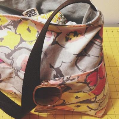 """""""The bag."""""""