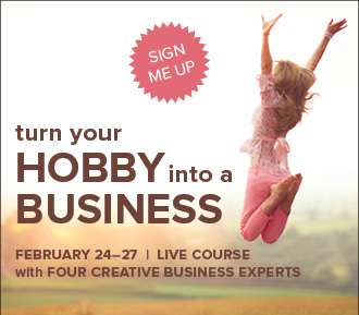 I'm teaching a video course on business! Join me?