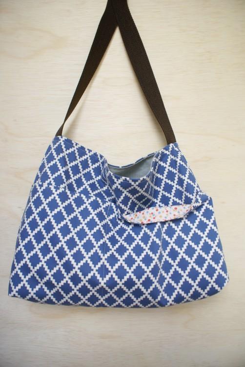 everyday bag Caroline-made
