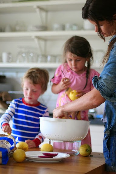 baking with kids maggie whitley