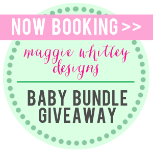 baby bundle giveaway maggie whitley
