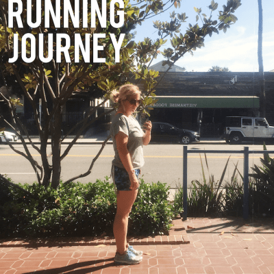 An update on my running journey (with FAQs).