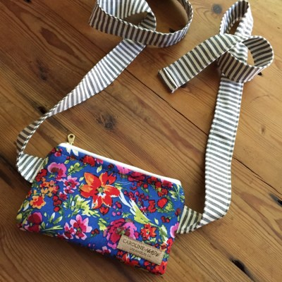 Caroline-made: The Hip Pouch!