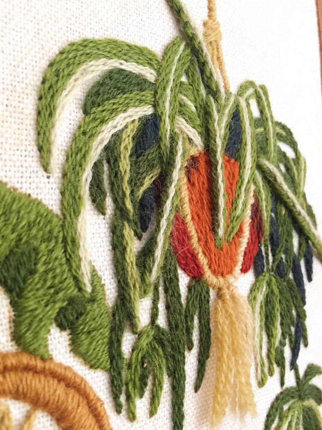 crewel embroidery maggie whitley