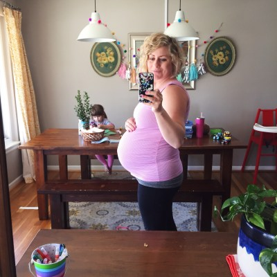 Baby countdown: 6 weeks to go!