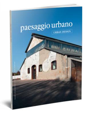 PAESAGGIO URBANO  URBAN DESIGN  MaggioliADV