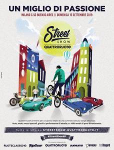 Street Show Quattro Ruote