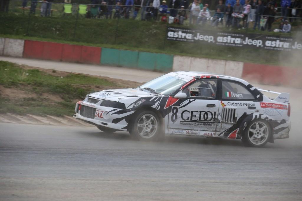 Campionato Italiano Rallycross, spettacolo assicurato
