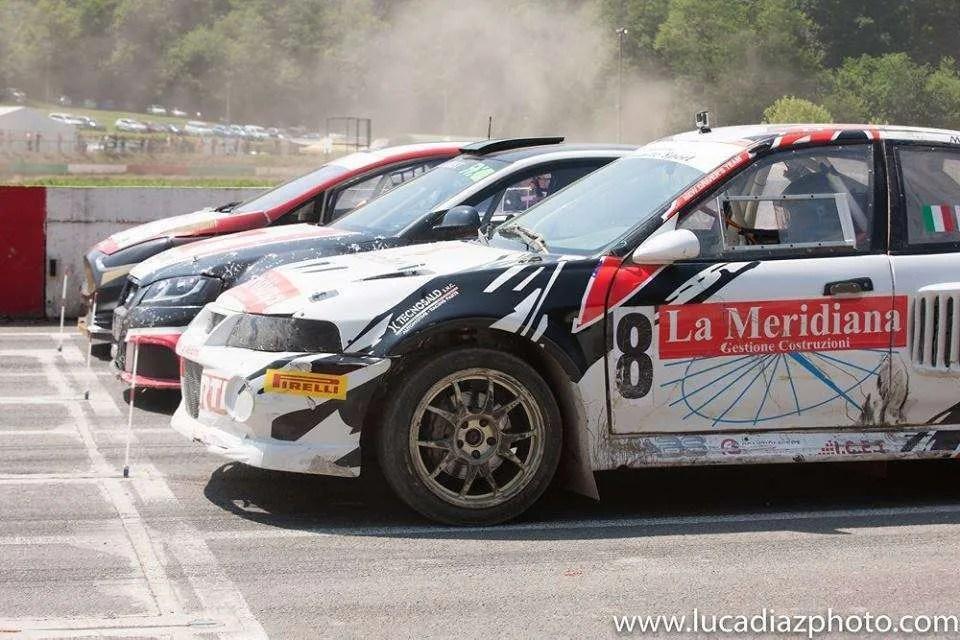 Campionato Italiano Rallycross, si parte