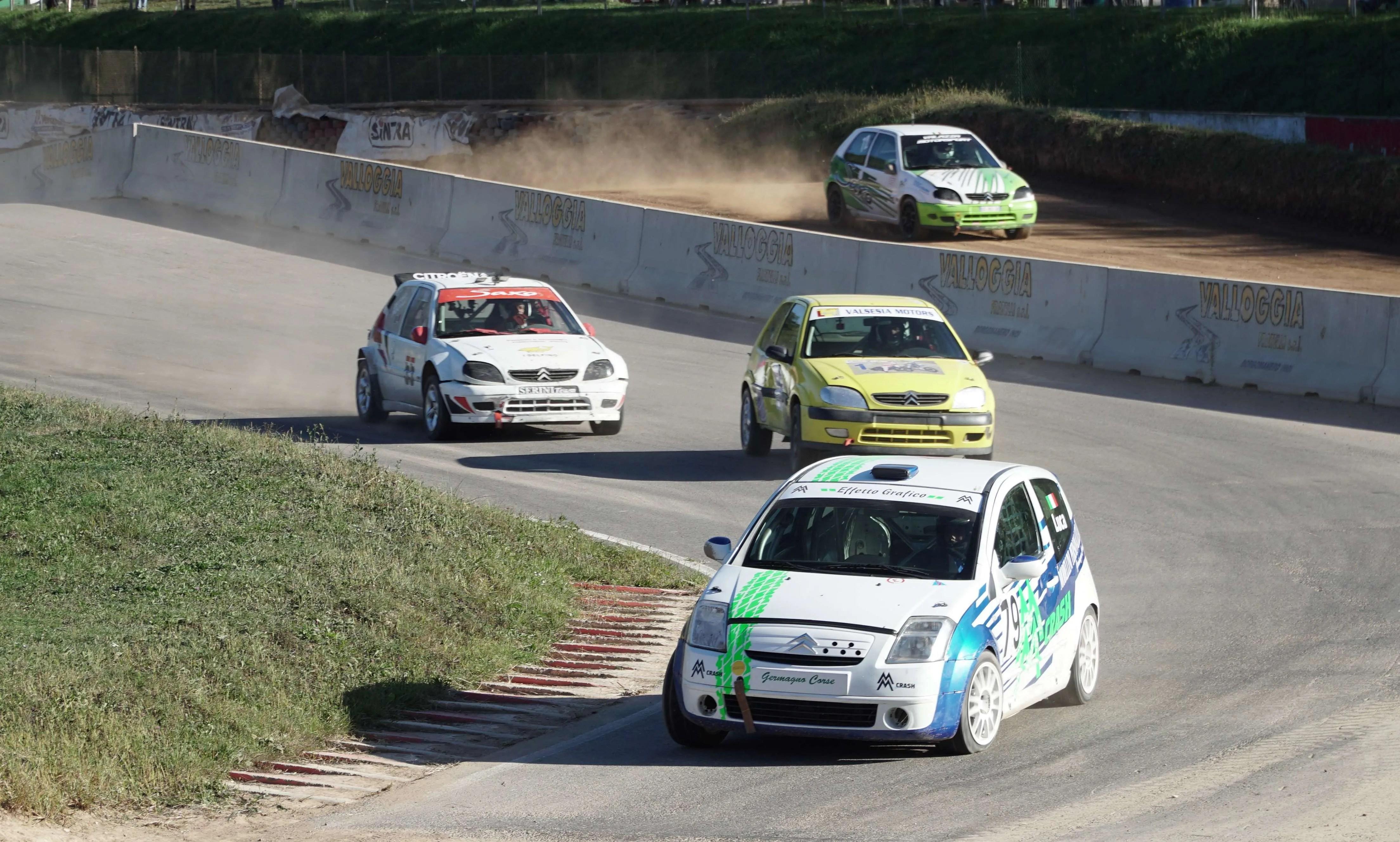 Campionato Italiano Rallycross, un finale ricco di colpi di scena – aggiornamento