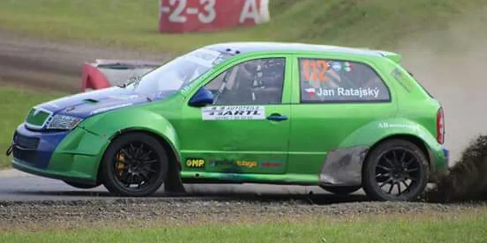 Tre gare di RXITA per Jan Ratajsky