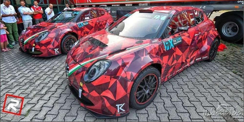 Marius Bermingrud guiderà l'Alfa Romeo Mito RX del Team Tedak Racing all'inaugurazione del Campionato Italiano Rallycross questo weekend!