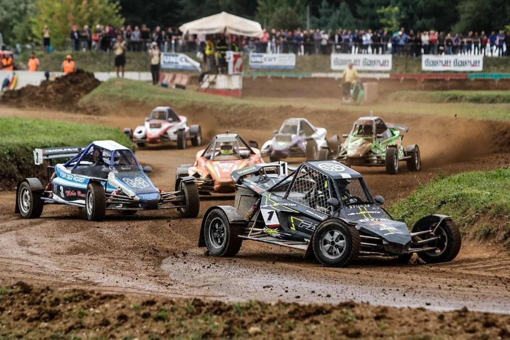Campionato Europeo FIA di Autocross, quanti campioni!