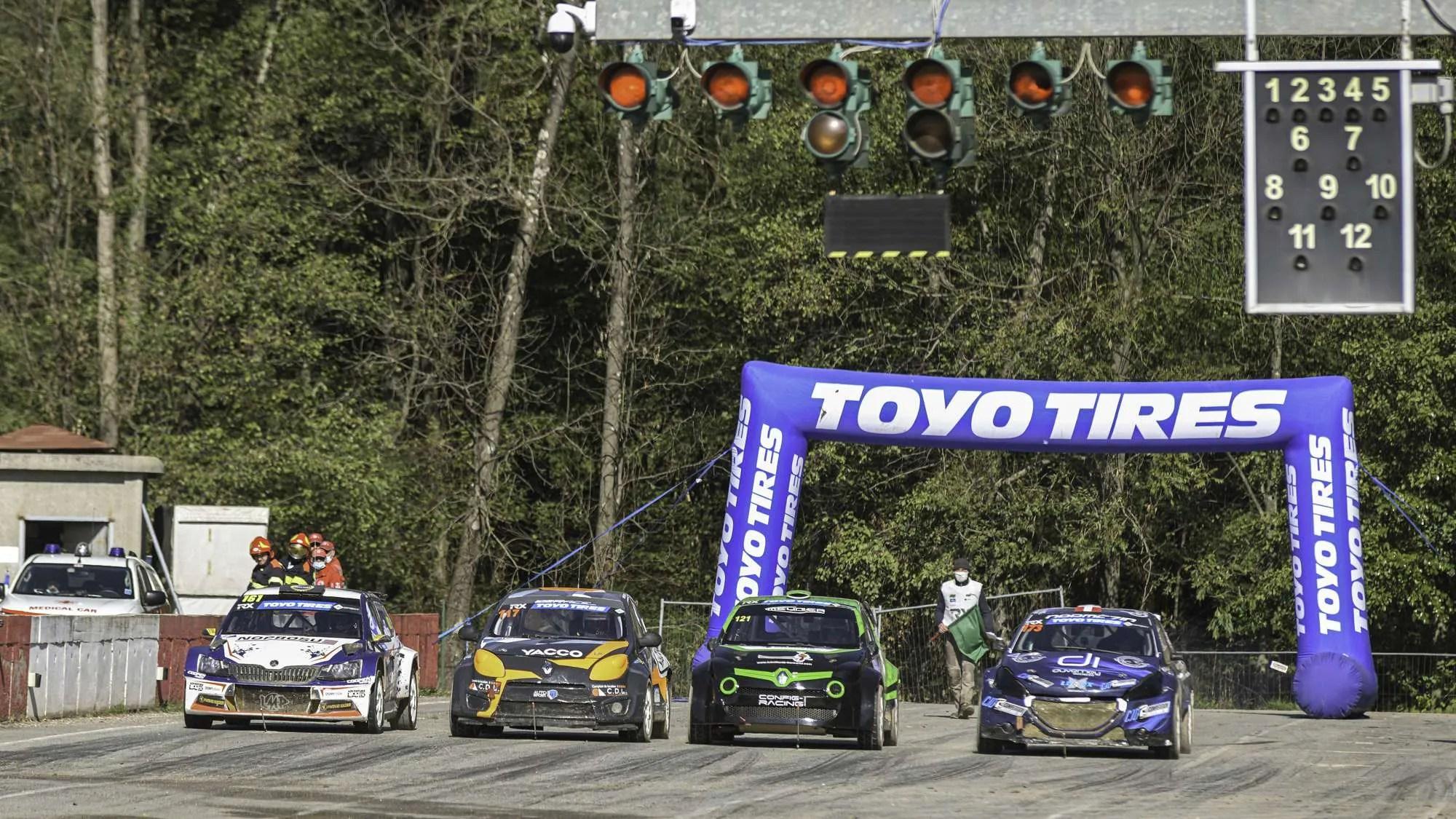 Campionato Italiano RX, oggi il Round 3