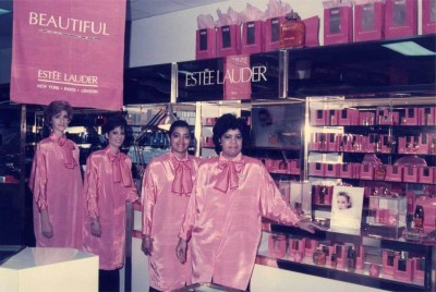 Image result for estee lauder history
