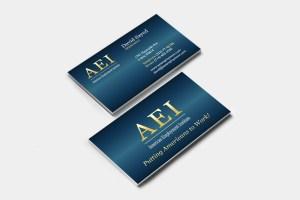 BusinessCard AEI American Employmente Institute
