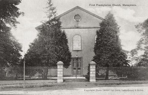 FIRST PRESBYTERIAN CHURCH MONEYMORE CO. DERRY LONDONDERRY by COON for DEVLIN