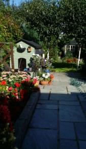Brenda's lovely garden