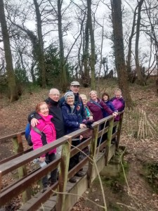 U3A WALKING GROUP - PARBOLD WALK (Sue)