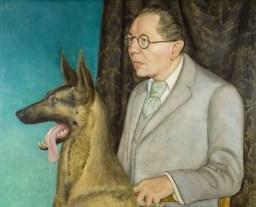 otto_dix_hugo_erfurth_with_dog_1926