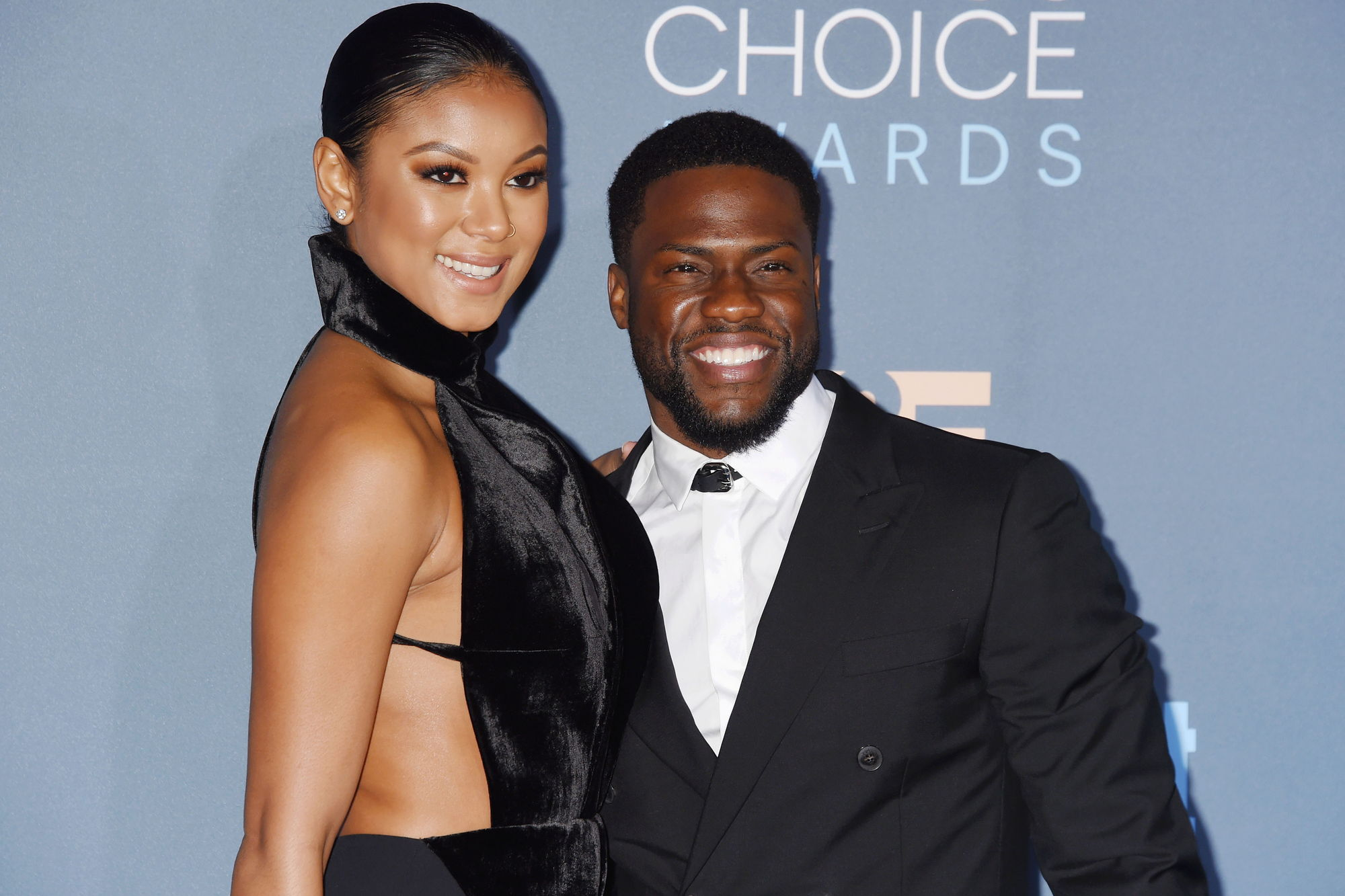Kevin Hart and wife announce baby name with elaborate shower