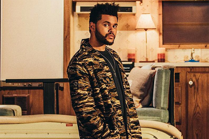 91a165557b70 The Weeknd Cuts Ties With H M Over Offensive Ad